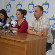 Mihaela Stoica renunță la șefia PMP