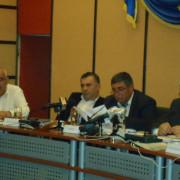 Gabriel Farcaș, demisie anunțată în direct în Consiliul Județean