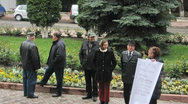 Pământul încinge spiritele în comuna Girov