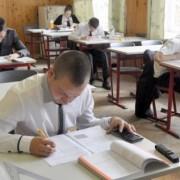 Bacalaureat: peste 4400 de elevi nemțeni au intrat azi, la 8,30, în sălile de examen