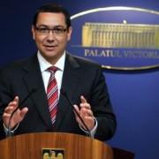 Ultima oră: Oficial, Guvernul nu a anunţat vizita lui Ponta în Neamţ
