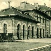 Gara Piatra Neamț, trenul Patria, locul de unde Antonescu a ordonat recucerirea Basarabiei
