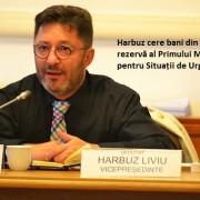 PIATRA NEAMȚ: DEPUTATUL HARBUZ DUCE CRIZA APEI PE MASA PRIMULUI MINISTRU