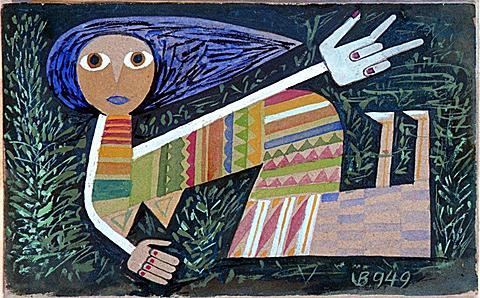 Viața lui Victor Brauner după jumătate de secol. 14 pictori expun la comemorare