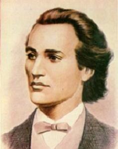 """""""Porni Luceafărul. Creșteau în cer a lui aripe"""". 15 iunie 1889"""