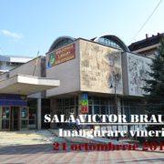Una din sălile Bibliotecii Judeţene va purta numele lui Victor Brauner. Inaugurarea, vineri, cu pictori nemţeni.
