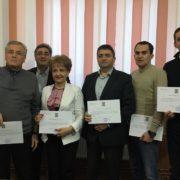 Parlamentarii de Neamţ au primit mandatele. Să ne (le) fie de bine!