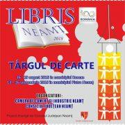 Târgul de carte LIBRIS 2018, la Roman