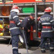 Neamţ: peste 95 de pompieri cu 25 autospeciale de stingere, pe poziţii în minivacanţa de revelion