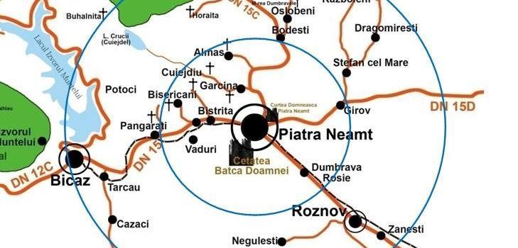 Localităţile de lângă Piatra Neamţ, invitate în Zona Metropolitană