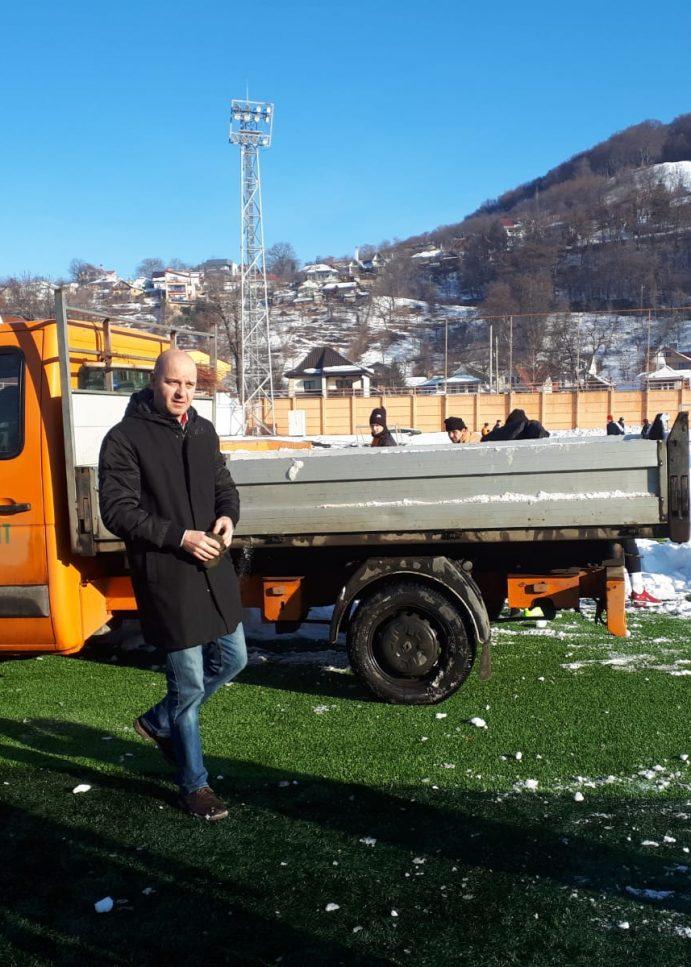 Piatra Neamţ: directorul de la Salubritas a trecut la munca de jos