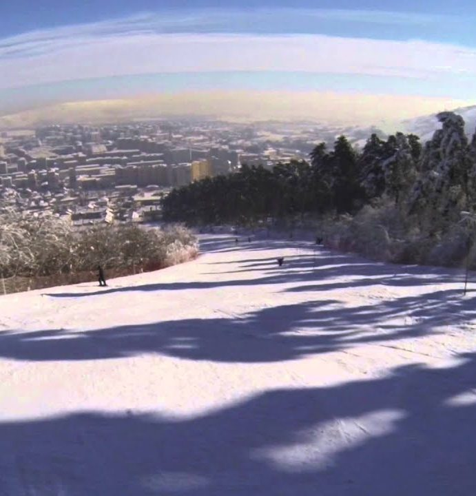 Piatra Neamţ: program modificat la pârtia de schi