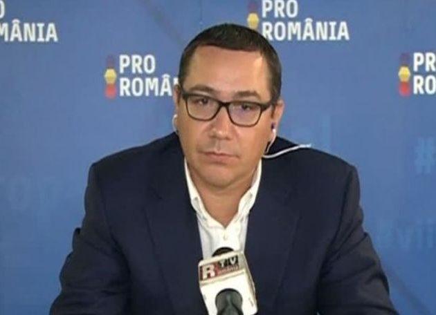 Victor Ponta lansează PRO România la Neamţ