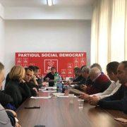 PSD Neamţ se pregăteşte de alegeri