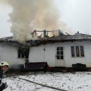 Femeie arsă într-un incendiu la Pipirig