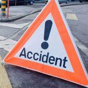 Girov: acum, alt accident rutier! Ieri, doi oameni au fost duşi la spital!