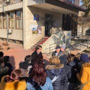 CJ Neamţ, răspuns la protestul sanitarilor