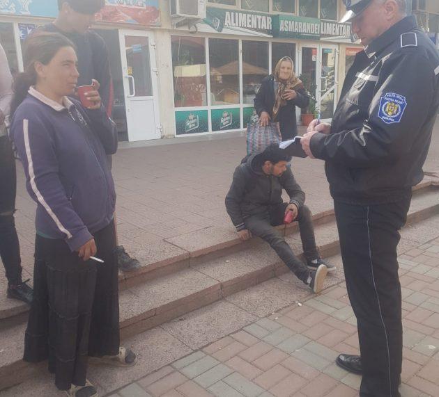 Piatra Neamţ: Poliţia Locală saltă cerşetorii