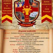 Piatra Neamţ: Sărbătoarea Curții Domnești,  ediția a IV-a