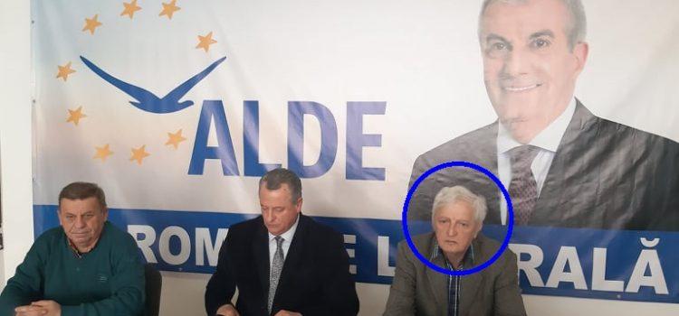 George Stancov, fost deputat şi ambasador în Mexic, membru ALDE Neamţ!