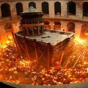 Arhiepiscopia Romanului va aduce la Neamţ Sf. Lumină din Ierusalim