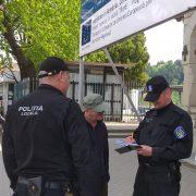 Bărbat din Dumbrava dat dispărut, găsit de Poliţia Locală Piatra Neamţ