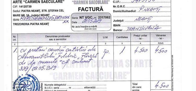 Cu factura pe masă: PSD a plătit dansul de la Iaşi