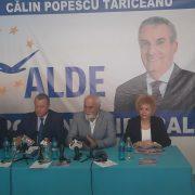 Vosganian la Piatra Neamţ: ALDE vrea reconfigurarea imaginii României în spaţiul european