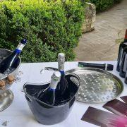 UNIC şi PĂCATELE TINEREŢII cu HERMEZIU! Excepţională degustare de vinuri la Cocoşul de Aur