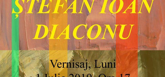 Expoziţie Ştefan Diaconu