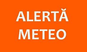 Neamţ,1 Iunie: Avertizare de Cod portocaliu până la ora 10