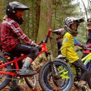 Bicicleta, obiect de concurs pentru elevi
