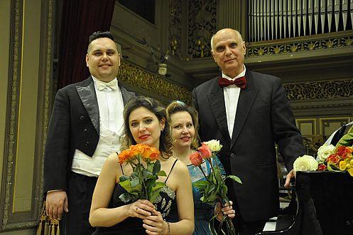 În acestă seară, la Vacanţele Muzicale 46: Muzică în familie