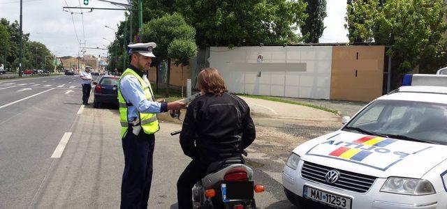 Neamţ: 52 de permise ridicate din cauza vitezei excesive