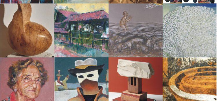 """Vernisaj """"4Plus"""" la Muzeul de Artă"""