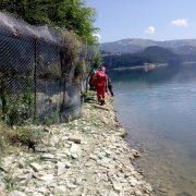 Bărbat de 60 de ani, scos din apele Barajului Bicaz