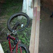Autoaccidentat mortal cu bicileta