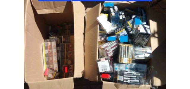 Jale la un magazin din Tămăşeni: Poliţia a ridicat băutura şi ţigările iar DSV, alimentele!