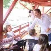 Roznov: inaugurarea unei noi case de tip familial