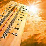 Neamţ: disconfortul termic a atins 80 de unităţi. Organismul uman nu este pregătit genetic pentru acest indice
