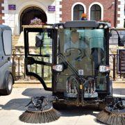 Kärcher prezintă metode curăţenie la Piatra Neamţ