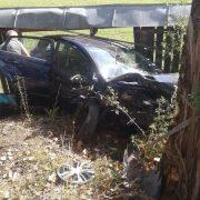 Vânători Neamţ: accident rutier cu patru victime
