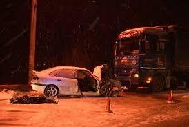 Neamţ: Grav accident rutier la Cristeşti