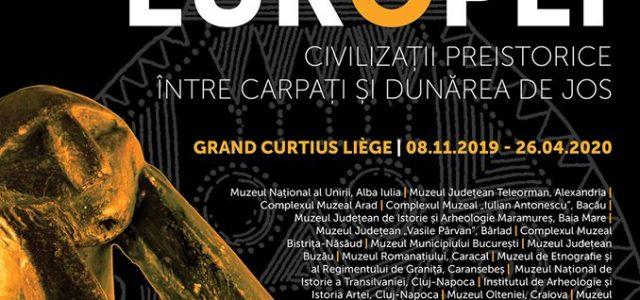 """Complexul Muzeal Județean Neamț în """"Originile Europei"""""""