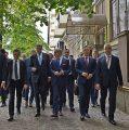 Prezidenţiale 2019. Reacţia liberalilor nemţeni cu Iohannis în turul doi