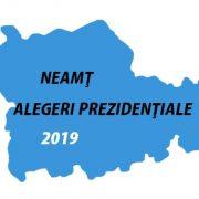 Neamţ, alegeri prezidenţiale 2019: mai puţin cu 2610 nemţeni cu drept de vot faţă de europarlametare