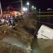 Accidente tragice în Neamţ: cel de azi noapte, este al doilea la întoarcerea acasă de sărbători