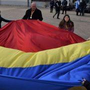 Tricolorul călător, la Piatra Neamţ