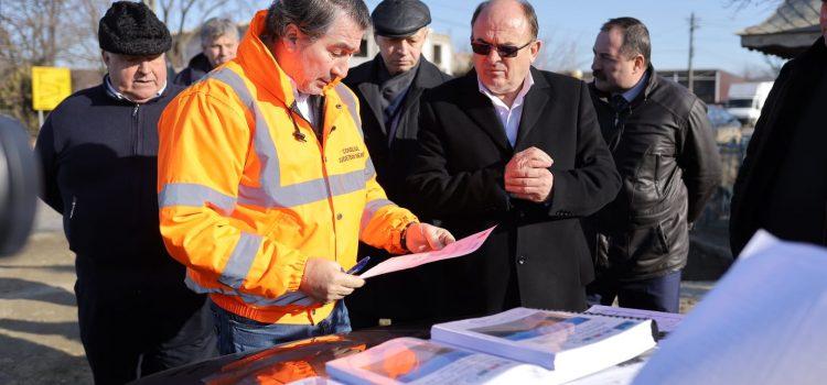 Neam: Drumul dintre Sagna și Gâdinți intră în reparații capitale