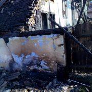Cenuşa nestinsă, cauza incendiului de la Grumăzeşti